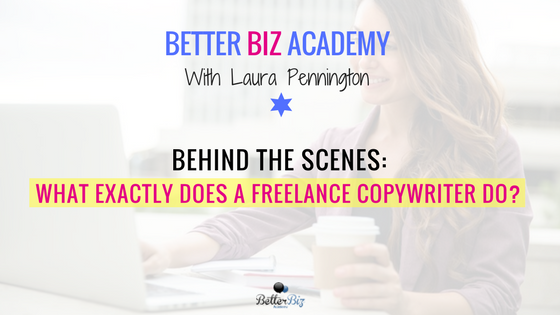Behind the Scenes: What Exactly Does a Freelance Copywriter Do?