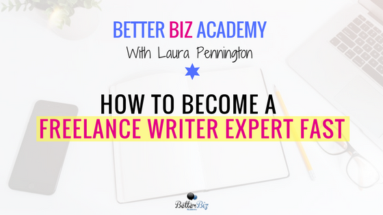 How to Become a Freelance Writer Expert Fast