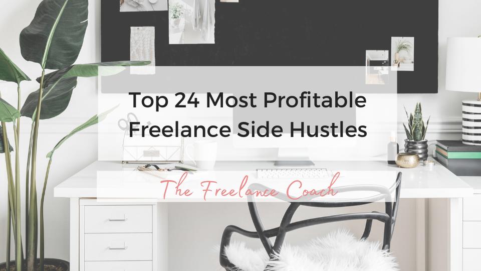 freelance side hustles